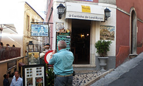Café Cantinho do Lord Byron
