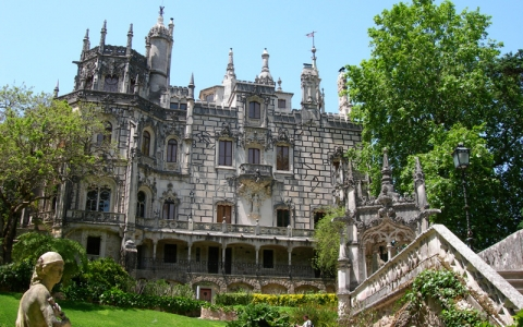 Regaleira Palace and Estate