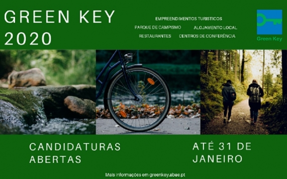 Candidaturas ao Green Key 2020